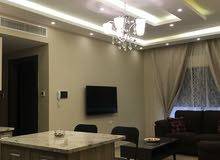 شقة فاخرة جديدة للايجار في عبدون