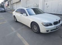 For sale BMW 750 car in Dubai