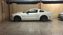 White Ford Mustang 2008 for sale