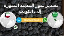 تصدير عجوة المدينة المنورة إلى الكويت