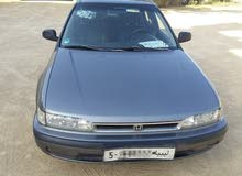 +200,000 km Honda Accord 1991 for sale