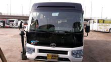 For rent a Toyota Coaster 2019