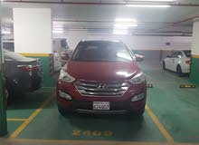 Hyundai Santafe excellent performing for sell 2014
