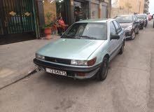 Mitsubishi Lancer car for sale 1990 in Amman city