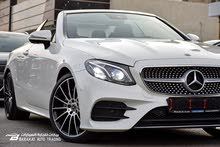 Mercedes Benz E 200 2018 for sale in Amman