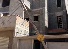 عماره 4ادوار عظم نظام شقق 4شقق بالسراج جامع البر مساحة الأرض 455م ملك للبيع