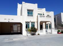 4 Bedroom semi furnished villa for rent in Hamala - inclusive