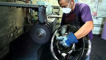 Chrome & Gold Plating for Car Wheel & Car Parts