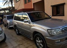 Grey Toyota Land Cruiser 2004 for sale