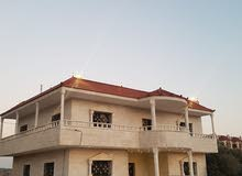 This house is available now for rent in Jerash