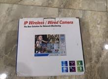كاميرا مراقبه خارجية وايرلس