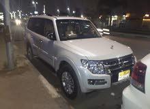 Mitsubishi Pajero for rent in Cairo