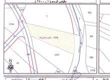 ارض 4661 متر اراضي عمان الغربية - البحاث - حوض الطبقة 2