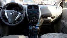 نيسان صني 2018 للايجار بالسائق وبدون