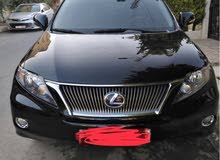 Used condition Lexus RX 2010 with 110,000 - 119,999 km mileage
