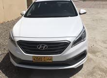 Used condition Hyundai Sonata 2017 with 60,000 - 69,999 km mileage