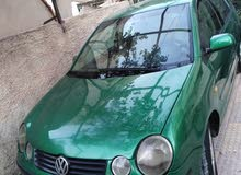 Automatic Green Volkswagen 2003 for sale