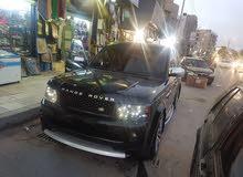 2007 Land Rover Range Rover Sport محول 2012 كامل Autobiography