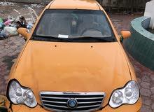 سيارة جيلي سي كي CK 2012