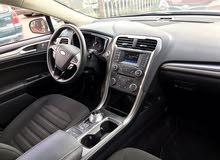 Hybrid Fuel/Power   Ford Fusion 2018