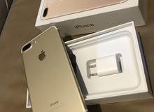 iphone 7 plus gold 32 giga