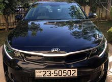 Automatic Kia 2017 for sale - Used - Amman city