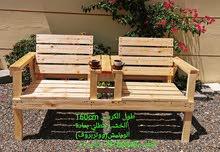 تصاميم خشبية لحديقة المنزل