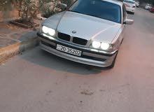 BMW 728Li 2001 بحاله الوكاله