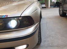 سيارة bmw 528 للبيع