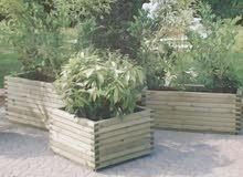 تنسيق وتجهيز الحدائق
