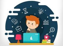 ابحث عن مصمم تطبيقات على الويب وخبير معلومات