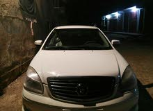 Automatic White Geely 2013 for sale