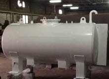 2000 Liters Mild Steel Fuel Tanks (Painted)