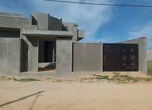 منزل للبيع في مشروع النصر تاجوراء يبعد على الساحلي 250متر