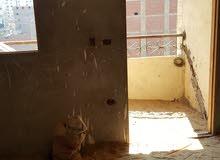 شقه 170 م 3 غرف 3حمامات محاره وحلوق وكهرباء وعداد