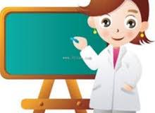 معلمة للمواد العلمية و القدرات