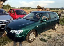 Gasoline Fuel/Power   Nissan Almera 2002