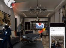 Cctv camera installation  Full HD, HD, WiFi, Waterproof Ip66 ip67 Outdoor indoor