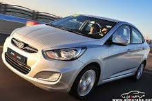 Elantra 2017 for rent in Cairo