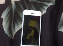 ايفون5 البيع ذاكره 16  بصمه