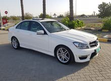 Mercedes Benz C 300 car is available for sale, the car is in New condition