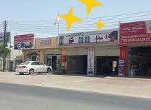 محل بيع إطارات و معدات ميزانية رود للسيارات