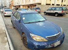 Used condition Toyota Camry 2003 with +200,000 km mileage