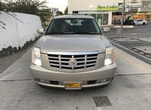 Automatic Cadillac 2009 for sale - Used - Seeb city