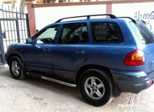 Automatic Blue Hyundai 2003 for sale