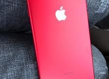 أيفون 7 plus  Red