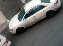Automatic White Hyundai 2007 for sale