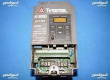 انفيرتر تحكم في سرعة المحرك الصناعي شبه جديد