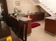 شقة مفروشة للايجار شبه تسوية 95م في الجبيهة