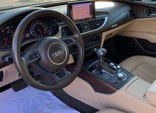 أودي A7 Sline موديل 2012